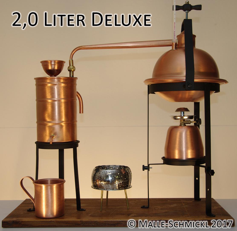 Still DELUXE, 2 Liters