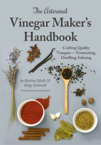 Our book: How make vinegar at home?
