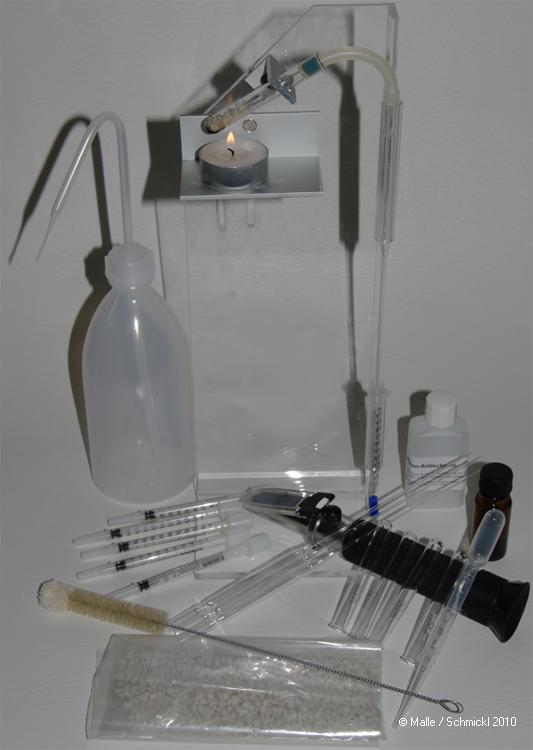 Alcohol Content Determination Kit