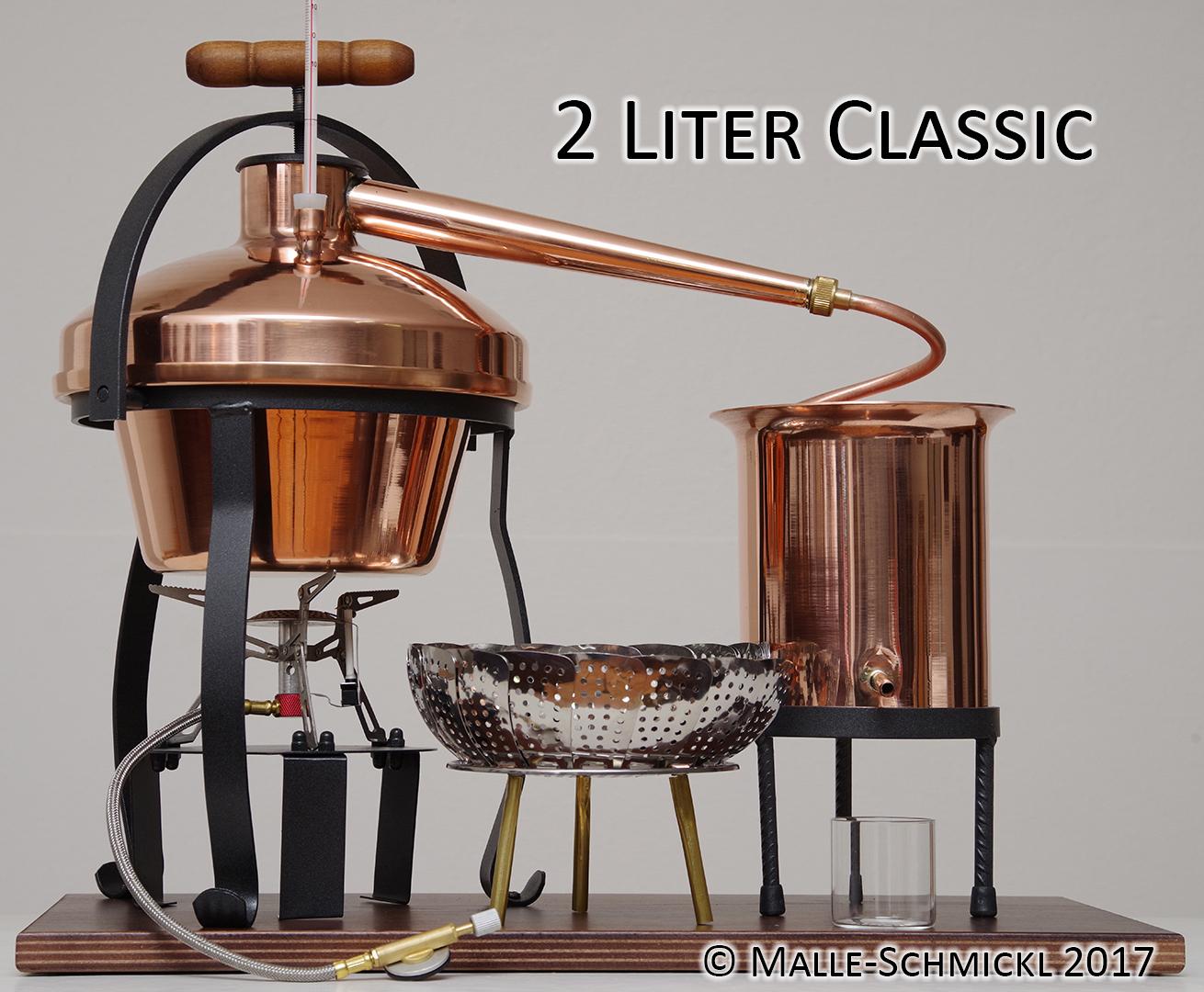 Still CLASSIC, 2 Liters