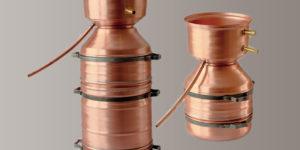 Still LEONARDO® Flexi, 2 Liters & 5 l / 12 l Plant Material