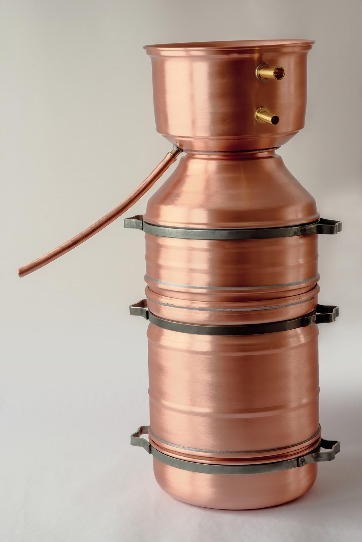 Destille LEONARDO® Flexi 8 Liter: Malle-Schmickl