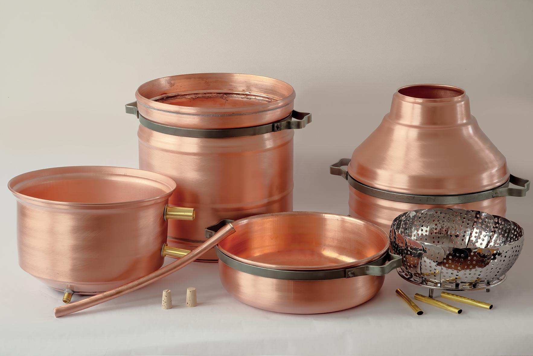 Destille LEONARDO® Flexi Detail: Malle-Schmickl