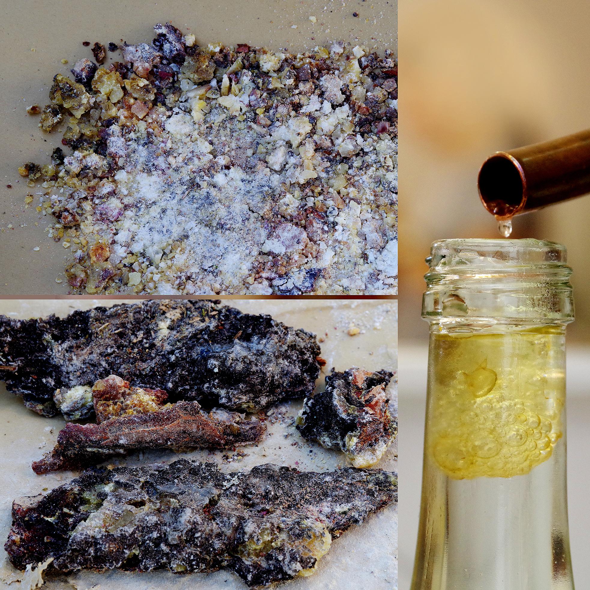 Harze für ätherische Öle und Hydrolate