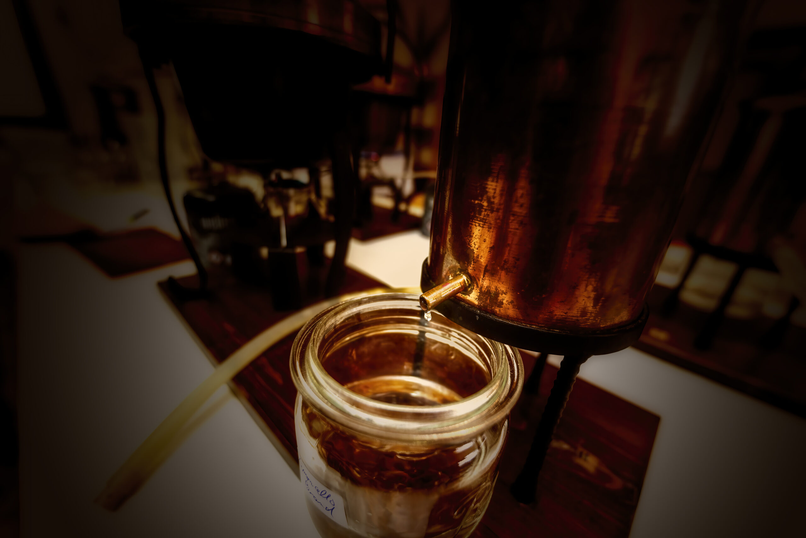 Limoncello selbst destillieren